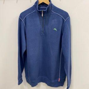 Men's Tommy Bahama Half Zip Sweater